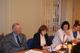 Leonarda Płoszaj, wicestarosta opolski na sesji Rady Miejskiej w Ozimku